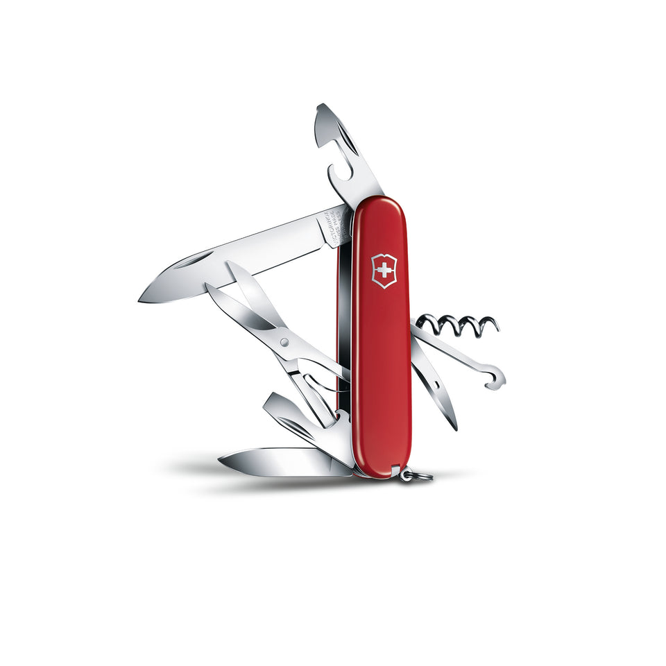Swiss Army Knife Climber