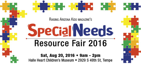 2016 Special Needs Resource Fair