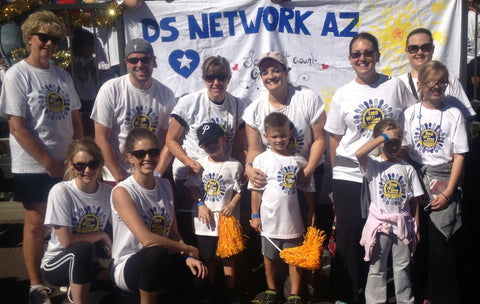 DSN Step Up for Down Syndrome Walk 2013
