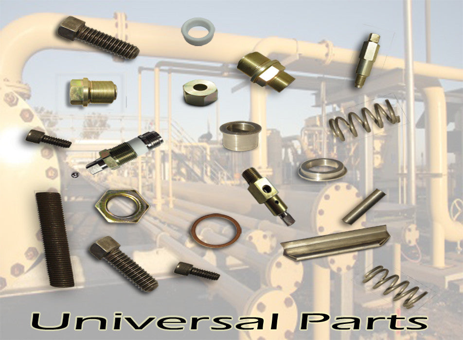 Universal Orifice Fitting Parts