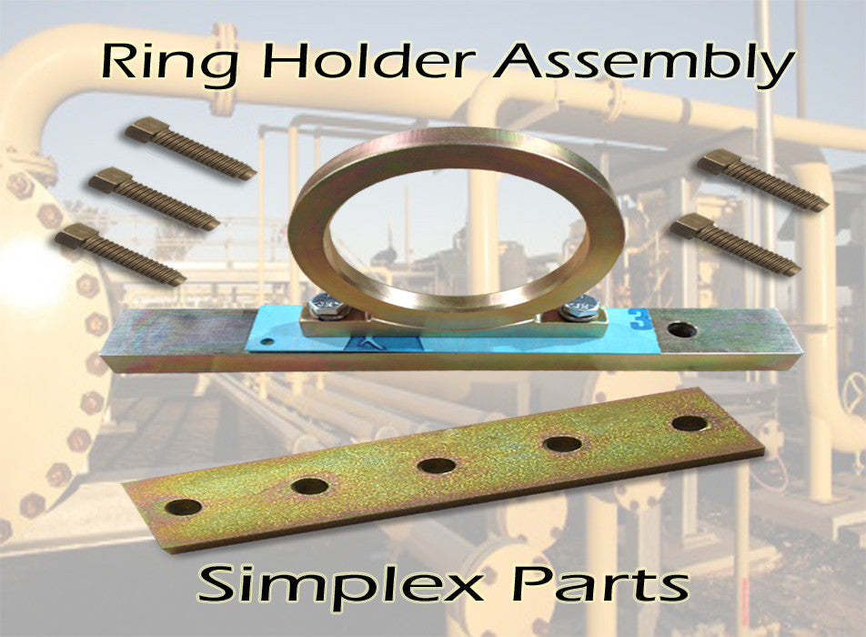 Ring Holder Assembly and Single Chamber Parts