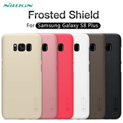 Case For Samsung Galaxy S8 Plus Nillkin Frosted Shield Hard Back Cover Case For Samsung Galaxy S8 Plus