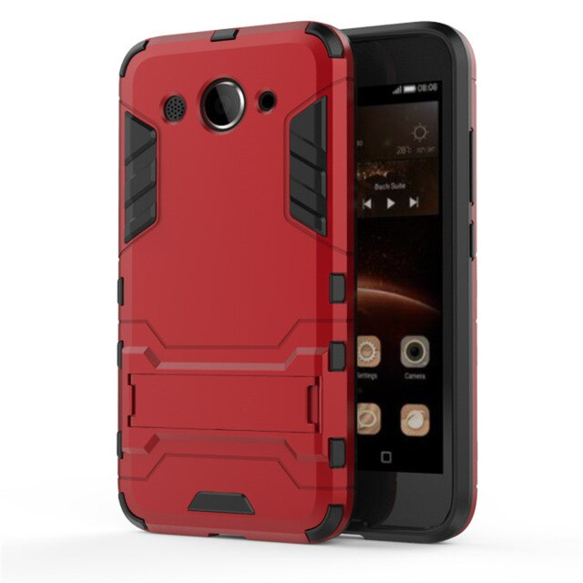 Red Armor Case