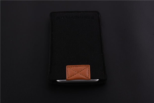 FSSOBOTLUN,3Colors,For Huawei Ascend XT2 Pocket Case Bag Protector Pouch Protective Cover Handmade Wool Felt Sleeve