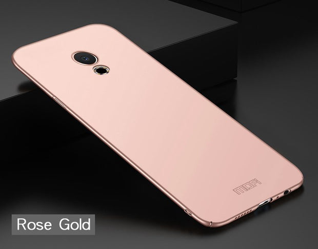 For Meizu M15 Case Luxury MOFi Classic Frosted PC Hard Back Protective Phone Case Cover For Meizu M15 Cell Phone Case Cover