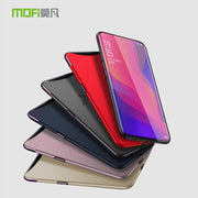 "For OPPO Find X 6.42"" Case Cover High Quality Hard Protection Black Capas MOFi Original OPPO FindX Back Cover For Find X"