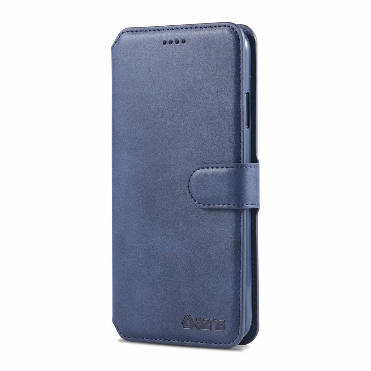High Quality Flip Cover Case For Samsung Galaxy A7 2018 Pu Leather Phone Bag Magnetic Holster Case For Samsung Galaxy A7 2018