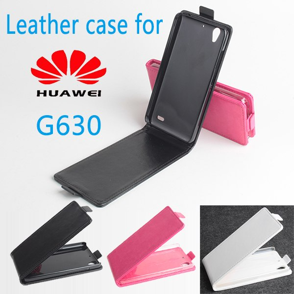 Leather Case For Huawei Ascend G630 Flip Cover Housing For Huawei Ascend G 630 Mobile Phone Cases Cover Phone Bags Fundas Shell