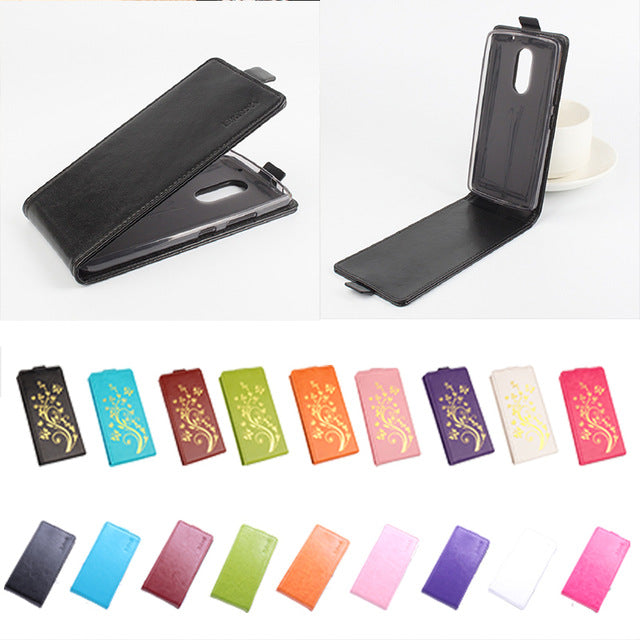 Leather Case For Lenovo Lemon X3 Vibe X3 X3a40 X3c50 X3c70 Flip Cover Housing For Lenovo X3 A40 C50 C70 Phone Cases Covers Bags