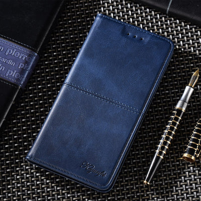 "Magnet Leather Case For IPhone X XS XR XSMAX Flip Cover Leather Phone Case For IPhone XS MAX 6.5"" TPU Cover Wallet Phone Case"
