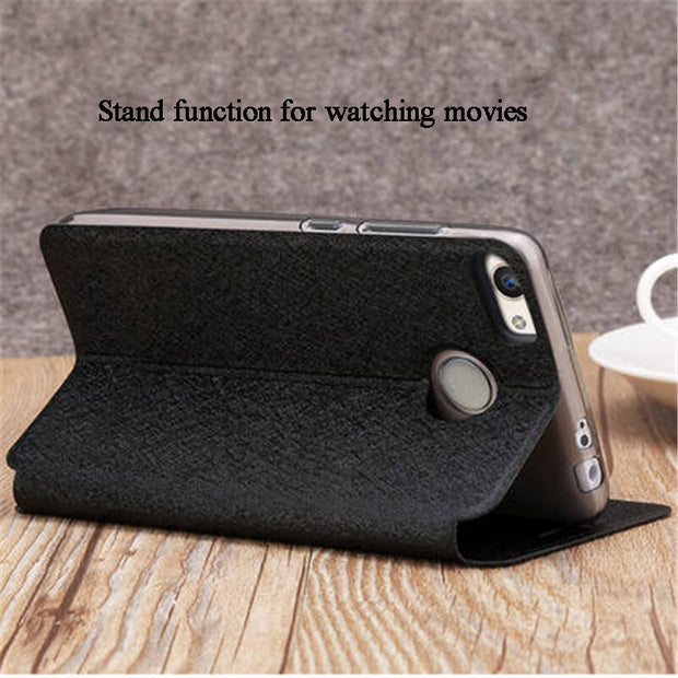 Mofi Case For Xiaomi MAX 2 PU Leather Flip Case With Stand Function For Xiaomi Max 2 6.44 Inch Fundas For Xiaomi Mi Max 2