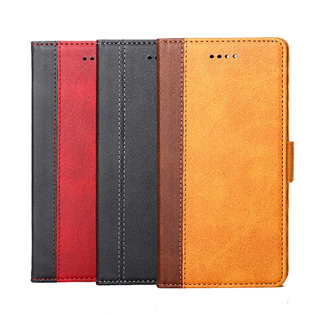 PU Leather Case For Meizu M2 M3 M5 M6 Note Mini Pro 6 5 MX6 MX5 MX4 Pro A5 M5c M6T U10 U20 Flip Cover For Meizu 15 Plus Lite M15
