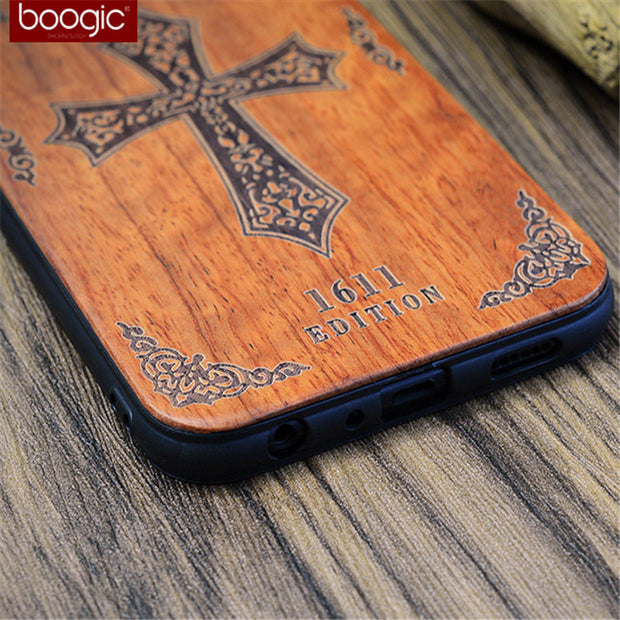 TPU Wooden Case For OPPO R11 R11 Plus Pattern Wood Case For OPPO R9S R9S Plus Retro Natural Carving Wood Cover Coque Capa Funda