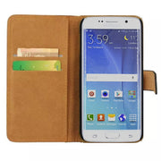 For Samsung Galaxy S6 Edge (G9250 Leather Case Book Style Stand Phone Flip Card Slot Sale Cover Cases SM S6 Edge