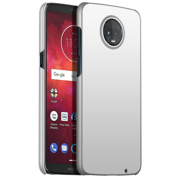 For Motorola Moto Z3 Play Z2 Play Case, Ultra-Thin Minimalist Slim Protective Phone Case Back Cover For Motorola Moto Z3 Play