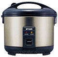 TIGER Rice Cooker (3-5 cups)