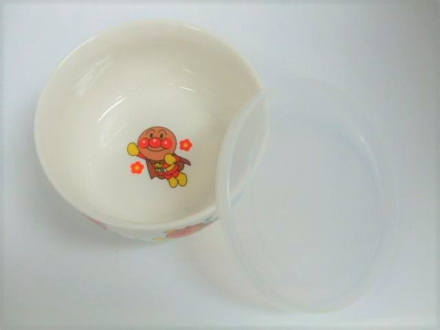 Anpanman Small dish with lid