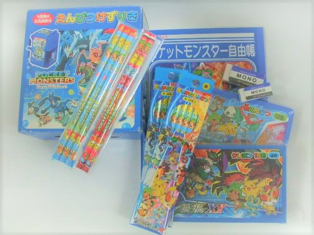 Outlet Pocket Monster XY Stationery Set A