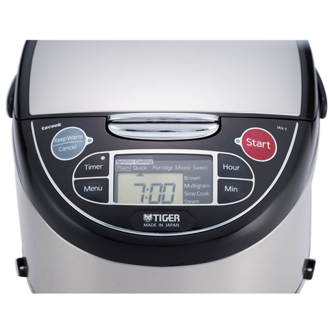 TIGER Rice Cooker (5.5 cups) JAX-T10U