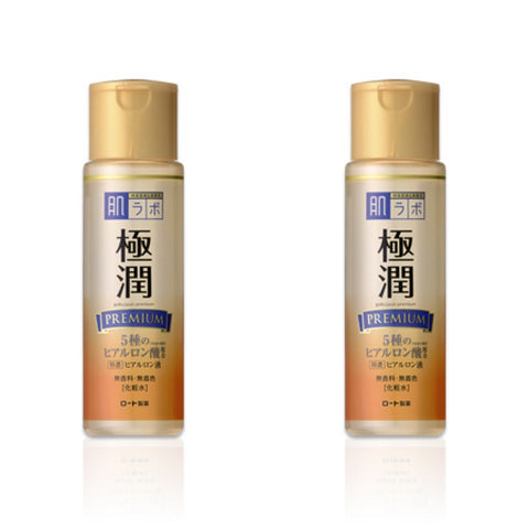 Gokujyun Premium Lotion 170 ml set of 2