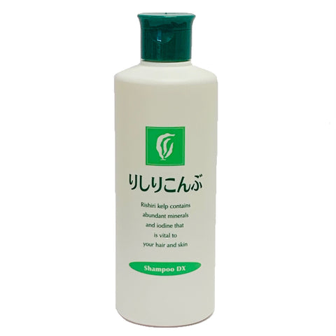 Rishiri Kombu Non-additive Shampoo (Deluxe) 300ml