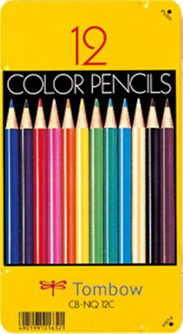 Tombo Color Pencils (12 colors/24 colors)