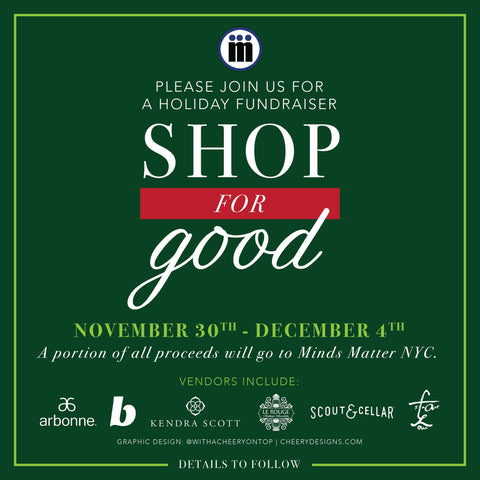 Curated Collection for Minds Matter NYC