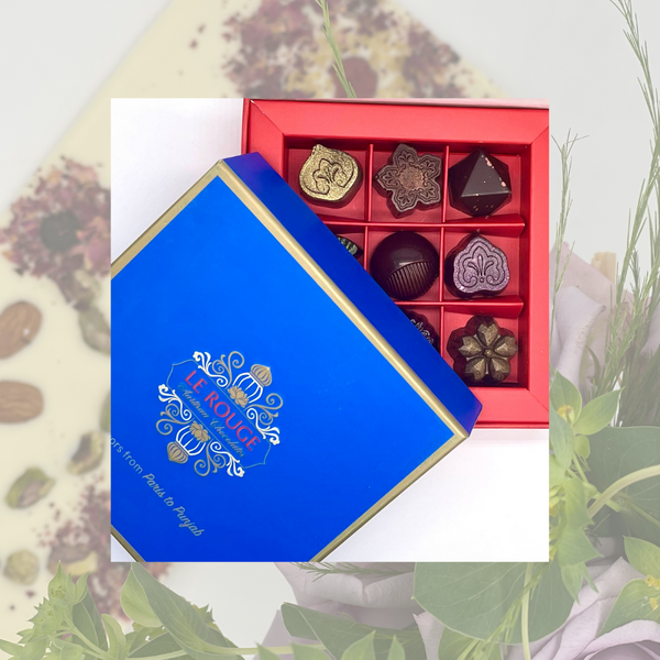 Mother's Day Truffle Boxes
