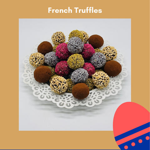 French Handrolled Truffle Collection