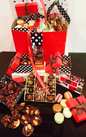 Le Rouge Gift Basket