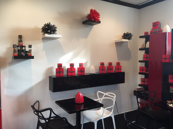 Coffee - Le Rouge - Handmade Chocolates By Aarti