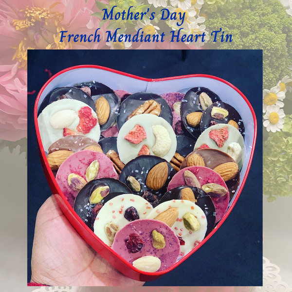 Mother's Day Mendiant Box