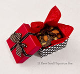 Almond, Fig & Pistachio Mendiants p - Le Rouge - Handmade Chocolates By Aarti - 4