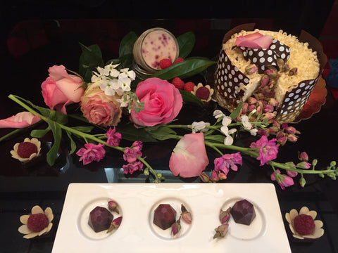 Chocolate Making Classes for Valentine's Day 2016 - Le Rouge - Handmade Chocolates By Aarti - 1