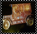 Antique Chocolate Cars