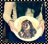 Custom Chocolate Portrait: Best Gift Idea for 2017