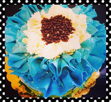 Mother's Day Daisy Cake