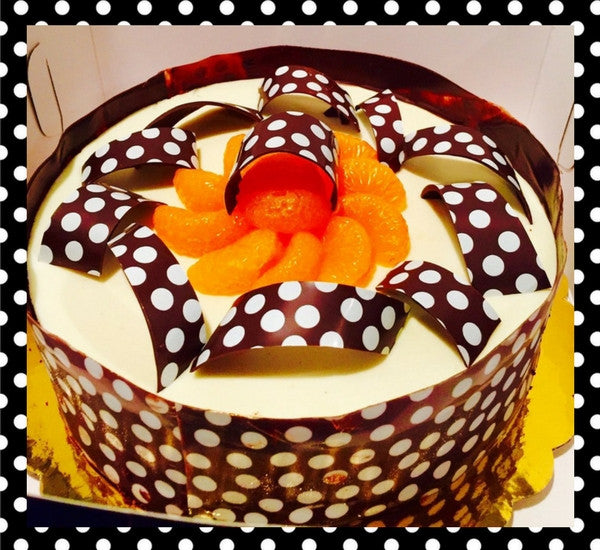 Grand Marnier Orange Chocolate Cake