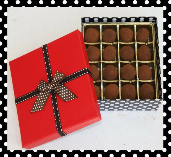 Kentucky Bourbon Truffle
