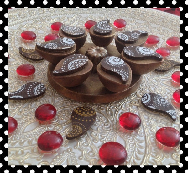 Limited Edition Chocolate Diya