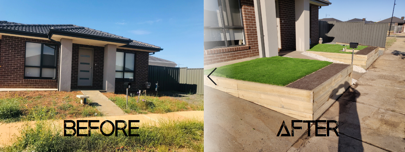 landscaping melbourne kandkscaping