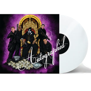 Ghostface Killahs AUTOGRAPHED Vinyl - LIMITED EDITION ALTERNATE COVER - ONLY 250 AVAILABLE