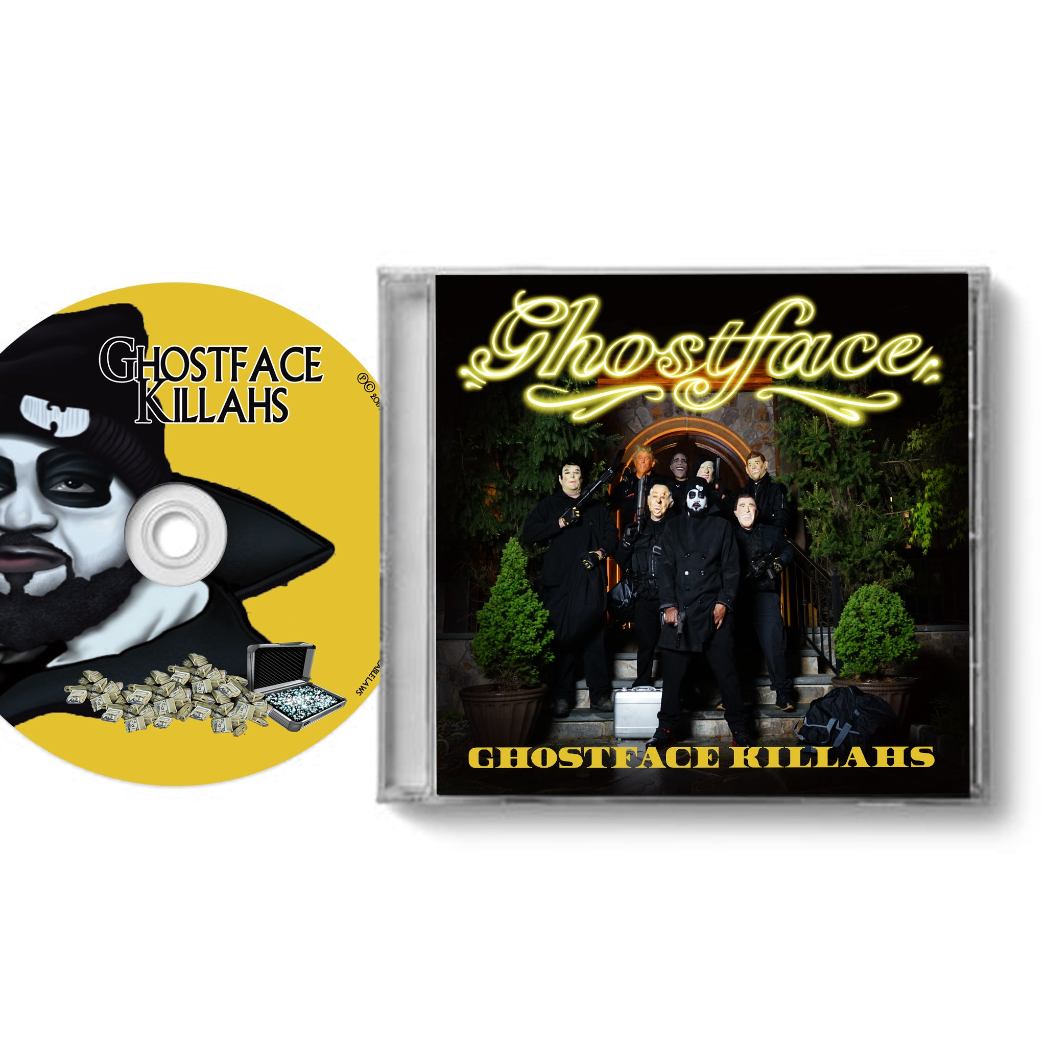 Ghostface Killahs CD