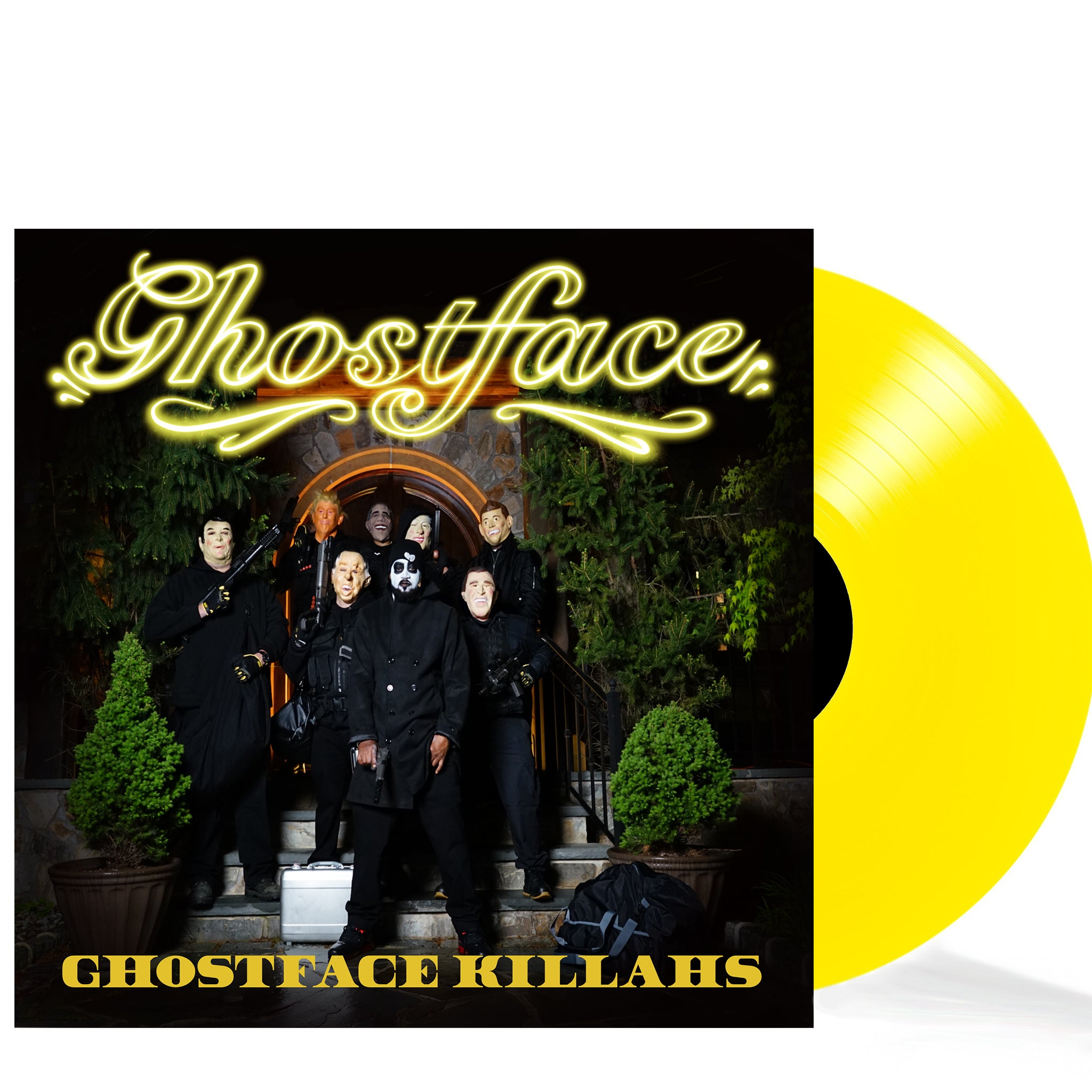 Ghostface Killahs VINYL