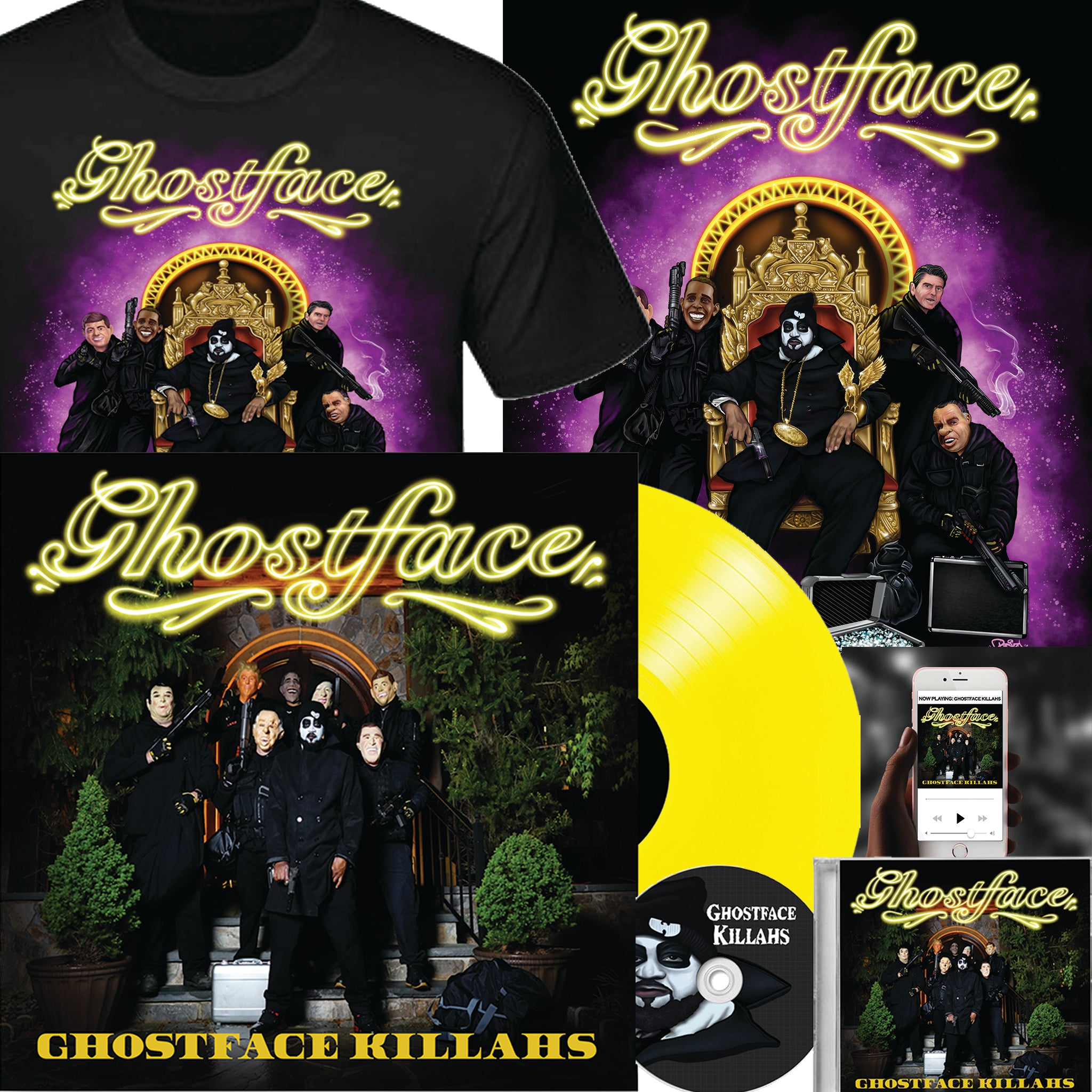 KILLAH VINYL BUNDLE