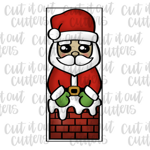 Build A Santa 12 x 5 Cookie Cutter Set