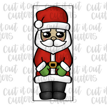 Load image into Gallery viewer, Build A Santa 12 x 5 Cookie Cutter Set