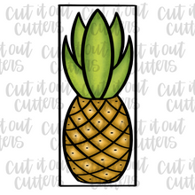 Load image into Gallery viewer, Build A Pineapple 12x5 Cookie Cutter Set