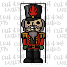 Load image into Gallery viewer, Build A Nutcracker 12 x 5 Cookie Cutter Set