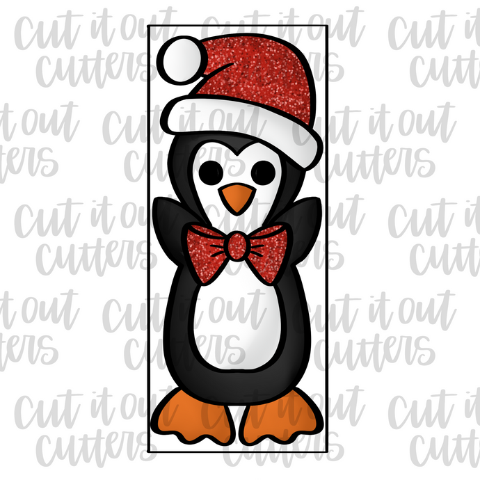 Build A Penguin 12 x 5 Cookie Cutter Set